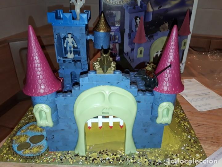 Juguetes antiguos Exin: Exin castillos mansion fantasma, completo. - Foto 3 - 213915896