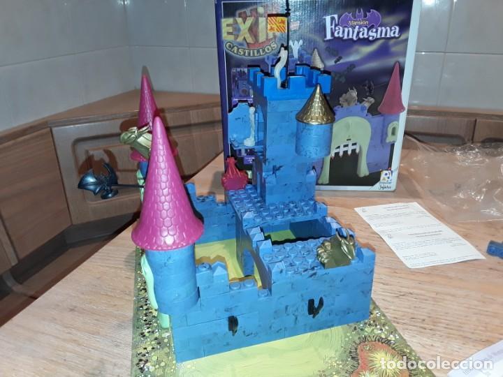 Juguetes antiguos Exin: Exin castillos mansion fantasma, completo. - Foto 4 - 213915896
