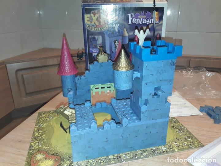 Juguetes antiguos Exin: Exin castillos mansion fantasma, completo. - Foto 5 - 213915896