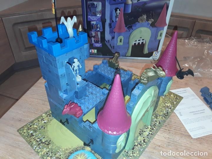 Juguetes antiguos Exin: Exin castillos mansion fantasma, completo. - Foto 7 - 213915896