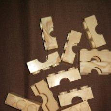 Juguetes antiguos Exin: 13 PIEZAS EXIN CASTILLO. Lote 213991222