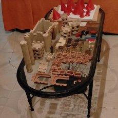Juguetes antiguos Exin: EXIN CASTILLOS. CLÁSICO. MAS DE 2075 PIEZAS VARIADAS DE TODO TIPO.. Lote 213999000