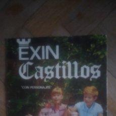 Juguetes antiguos Exin: EXIN CASTILLOS. CATALOGO. VER FOTOS. Lote 215180286