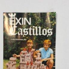 Juguetes antiguos Exin: CATALOGO EXIN CASTILLOS. NUEVO. Lote 217370593