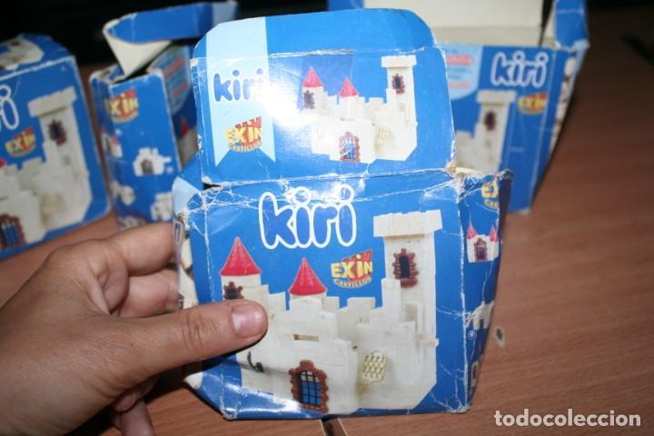 Juguetes antiguos Exin: caja kiri exin - Foto 7 - 217420958