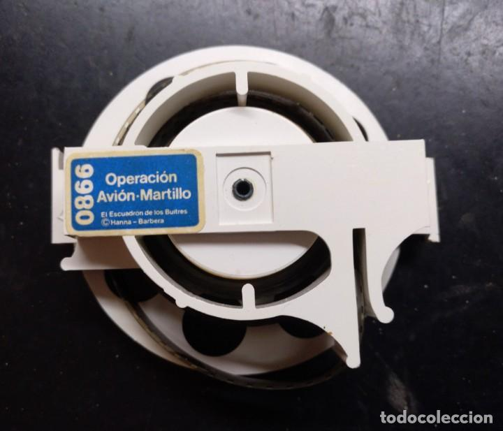Juguetes antiguos Exin: juguete, pelicula cnexin, cine exin 8 mmm. - operacion avion martillo, con folletos - Foto 4 - 219290391