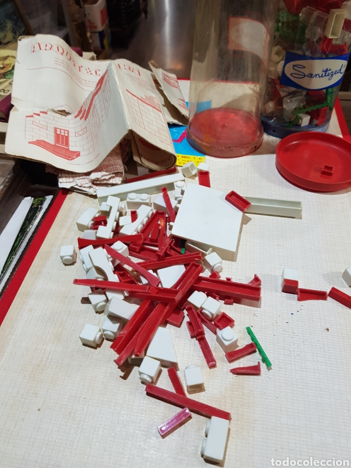 Juguetes antiguos Exin: Lote de piezas Exin block leer descripción - Foto 4 - 221714652