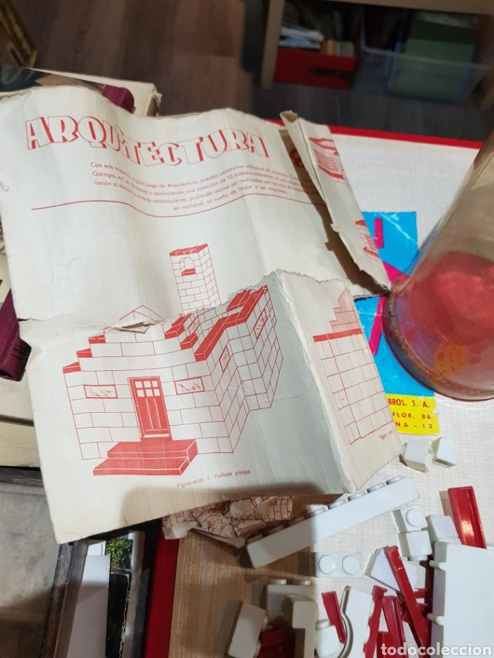 Juguetes antiguos Exin: Lote de piezas Exin block leer descripción - Foto 5 - 221714652