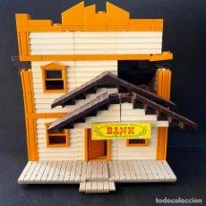 Brinquedos antigos Exin: EXIN WEST BANCO EXINWEST-BANC-OESTE. Lote 223094657