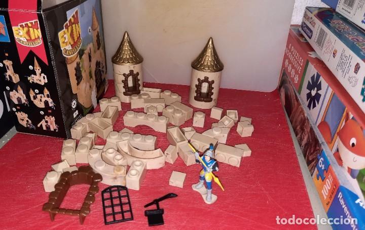 Juguetes antiguos Exin: Exin castillos modelo 4 nuevo popular de juguetes 2001 - Foto 2 - 252412765