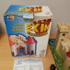 Juguetes antiguos Exin: EXIN CASTILLOS. POPULAR DE JUGUETES, S.L. (PDJ). GUZMÁN EL BUENO. REF.: P99301. Lote 225326162