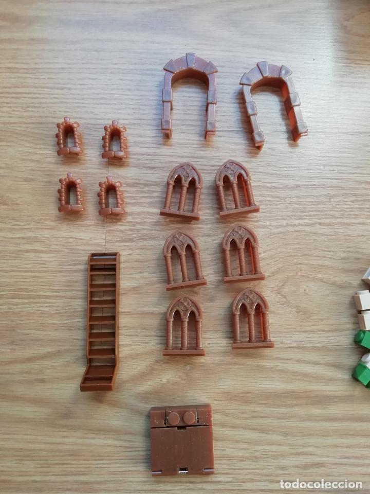 Juguetes antiguos Exin: EXIN CASTILLOS SHREK 2 - SHREK & FIONA - POPULAR DE JUGUETES - COMPLETO + REGALO - Foto 4 - 225976120