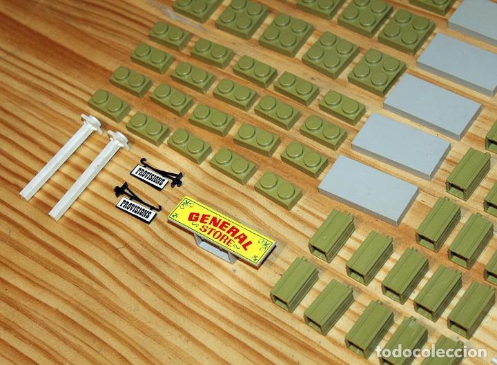 Juguetes antiguos Exin: EXIN WEST - GENERAL STORE - TIENDA - EN SU CAJA ORIGINAL - BASTANTE COMPLETA - CON INSTRUCCIONES - Foto 12 - 227458470