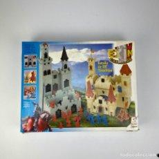 Brinquedos antigos Exin: EXIN CASTILLOS DE POPULAR JUGUETES. CAJA BATALLA DE LAS TINIEBLAS.. Lote 228509990