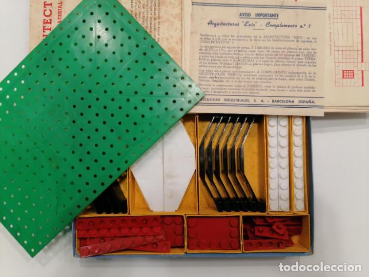 Juguetes antiguos Exin: ARQUITECTURA EXIN EN BLOQUES (198) - Foto 2 - 228923375