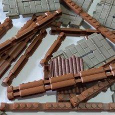 Juguetes antiguos Exin: PIEZAS DE EXIN CASTILLO. Lote 230329170