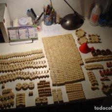 Brinquedos antigos Exin: LOTE 497 PIEZAS EXIN CASTILLOS (VER FOTOS E INVENTARIO DETALLADO). Lote 235346705