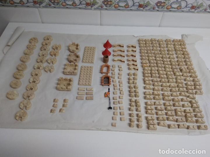 LOTE EXIN CASTILLOS (Juguetes - Marcas Clásicas - Exin)