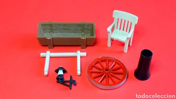 Juguetes antiguos Exin: Accesorios Farwest Exin West, made in Spain, original años 70. - Foto 2 - 236063225