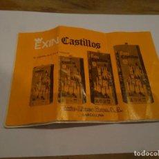 Brinquedos antigos Exin: EXIN CASTILLOS N°1, INSTRUCCIONES.. Lote 236305255