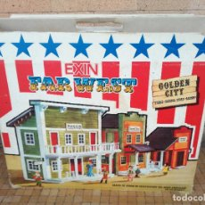 Jouets anciens Exin: EXIN FAR WEST GOLDEN CITY REF. 2080. Lote 236813030