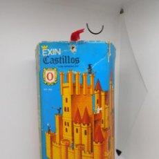 Juguetes antiguos Exin: EXIN CASTILLOS Nº0 EN CAJA. COMPLETO.. Lote 233966260