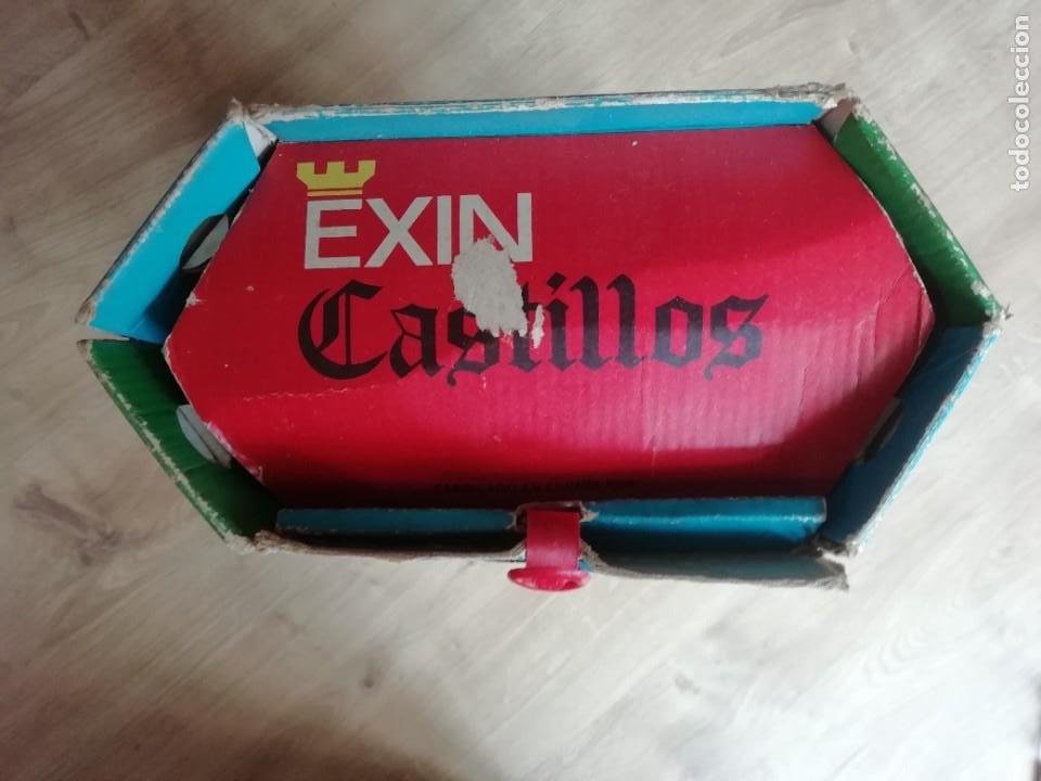 Juguetes antiguos Exin: EXIN CASTILLOS SERIE AZUL Nº 1 REF. 201 COMPLETO CON CAJA ORIGINAL, FIGURAS Y MANUAL AÑOS 70. PTOY - Foto 14 - 238267970