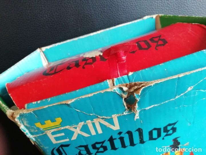 Juguetes antiguos Exin: EXIN CASTILLOS SERIE AZUL Nº 1 REF. 201 COMPLETO CON CAJA ORIGINAL, FIGURAS Y MANUAL AÑOS 70. PTOY - Foto 17 - 238267970