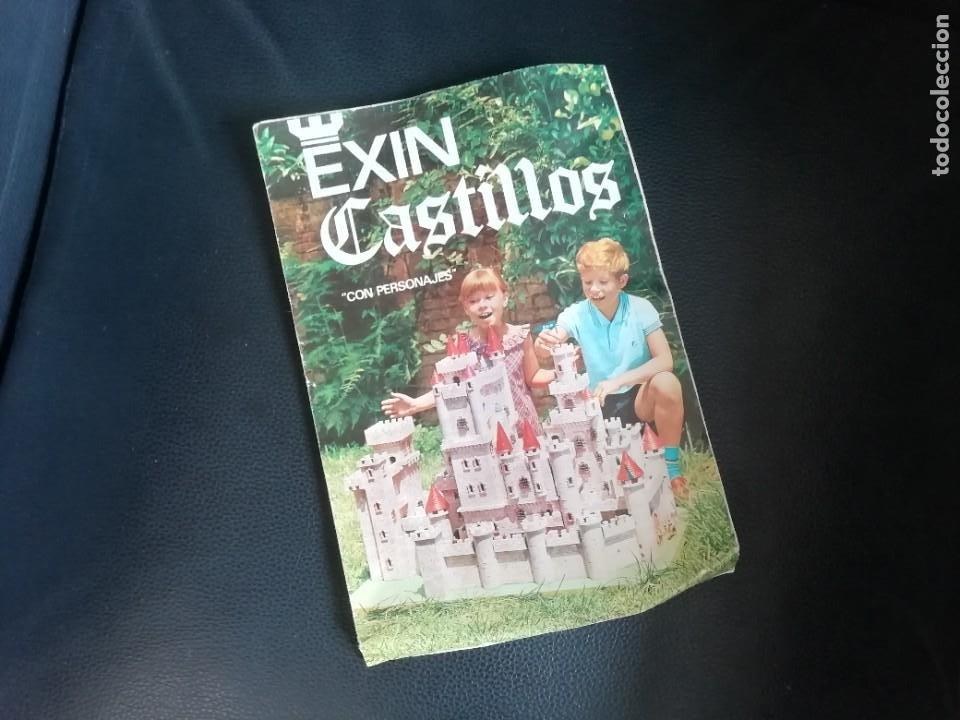 Juguetes antiguos Exin: EXIN CASTILLOS SERIE AZUL Nº 1 REF. 201 COMPLETO CON CAJA ORIGINAL, FIGURAS Y MANUAL AÑOS 70. PTOY - Foto 23 - 238267970