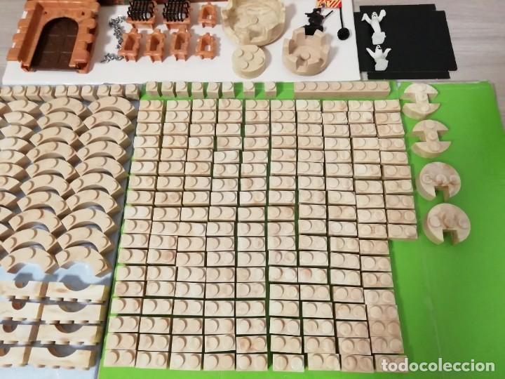 Juguetes antiguos Exin: EXIN CASTILLOS SERIE AZUL Nº 1 REF. 201 COMPLETO CON CAJA ORIGINAL, FIGURAS Y MANUAL AÑOS 70. PTOY - Foto 8 - 238267970