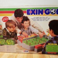 Brinquedos antigos Exin: EXIN GOL REF. 0170 FABRICADO EN ESPAÑA. Lote 239470160