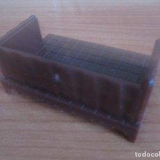 Brinquedos antigos Exin: EXIN CASTILLOS PDJ: 1 BALCON MARRON. Lote 239829330