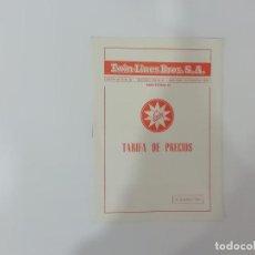 Juguetes antiguos Exin: EXIN LINES BROS : EXIN, SCALEXTRIC ... - TARIFA DE PRECIOS - AÑO 1976 -(L). Lote 240606810