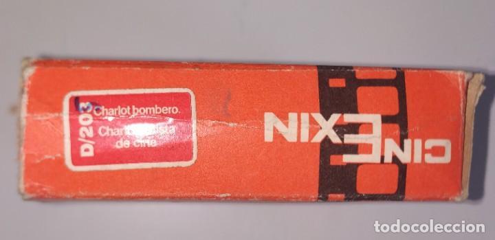 Juguetes antiguos Exin: CINEXIN PELICULA 8 MM JAIMITO SE DISFRAZA DE GUARDIA / LOS APUROS DE JAIMITO - Foto 2 - 241225560