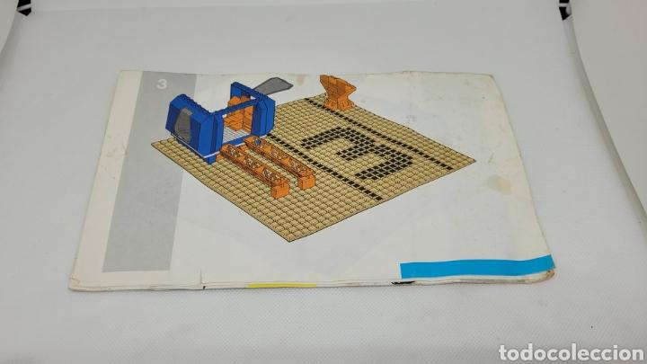 Juguetes antiguos Exin: TENTE ALFA INSTRUCCIONES REF 0372. EXIN. - Foto 2 - 241244120