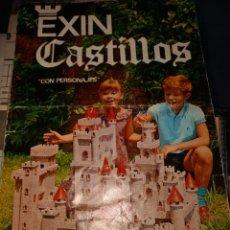 Juguetes antiguos Exin: CATALOGO EXIN CASTILLO. Lote 241791190