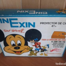 Brinquedos antigos Exin: CINEXIN: CINE EXIN ANTIGUO EN CAJA. Lote 241914395