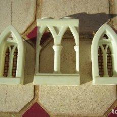 Brinquedos antigos Exin: VENTANAS EXIN CASTILLOS SERIE GOLDEN.. Lote 241938775