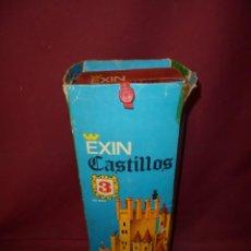 Juguetes antiguos Exin: MAGNIFICO ANTIGUO EXIN CASTILLOS NUMERO 3,REFERENCIA 0203 SALIDA 1 EURO. Lote 244176145