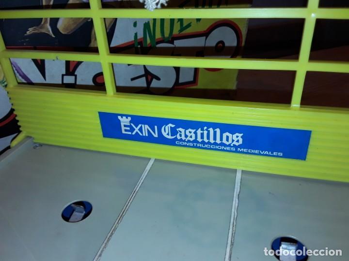Juguetes antiguos Exin: Exin basket, baloncesto. - Foto 10 - 244469830