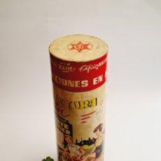 """Juguetes antiguos Exin: CONSTRUCCIONES EN BLOQUES MODELO """"A"""" EXIN. Lote 244691450"""