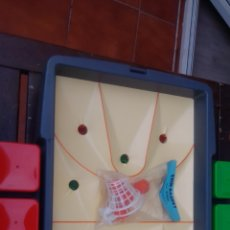 Juguetes antiguos Exin: CAJA EXIN BASKET CANASTAS NUEVAS PELOTAS. Lote 245270840