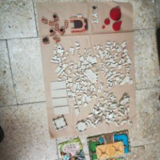 Giocattoli antichi Exin: LOTE EXIN CASTILLOS 1 REF. 201 AÑOS 70. Lote 245412815
