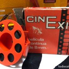 Juguetes antiguos Exin: PELÍCULA DE CINEXIN: PLUTO, EL HUESO Y SU RIVAL. Lote 247798045