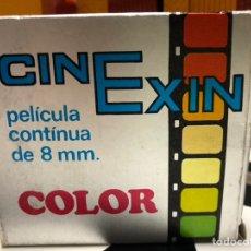 Juguetes antiguos Exin: PELÍCULA CINEXIN: EL COHETE VOLADOR. Lote 247800540