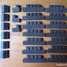 Brinquedos antigos Exin: LOTE DE PIEZAS VARIAS PARA EXIN WEST (EXINWEST) (LOTE 1). Lote 251961315