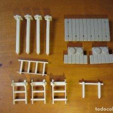 Brinquedos antigos Exin: LOTE DE PIEZAS VARIAS PARA EXIN WEST (EXINWEST) (LOTE 2). Lote 251966240