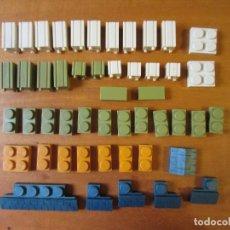 Brinquedos antigos Exin: LOTE DE PIEZAS VARIAS PARA EXIN WEST (EXINWEST) (LOTE 4). Lote 251968630