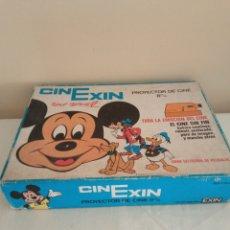 Brinquedos antigos Exin: CINEXIN. Lote 252230125