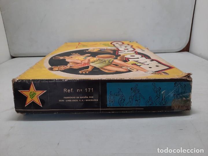 Juguetes antiguos Exin: EXIN BASQUET BALONCESTO - Foto 10 - 252509780